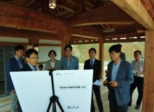 [영천]영천시의회, 주요사업장 현장 방문