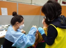 [영천]백신 2차 예방접종률, 경상북도 평균보다 6배 높아